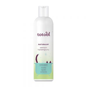Naturalny szampon hipoalergiczny