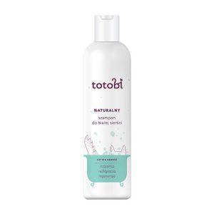 Naturalny szampon do białej sierści