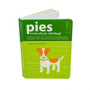 Pies instrukcja obsługi