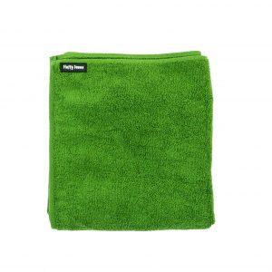 Ręcznik kąpielowy butelkowa zieleń