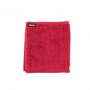 Ręcznik kąpielowy bordo
